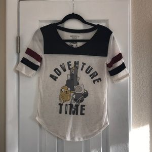 Other - Girls adventure time T-shirt